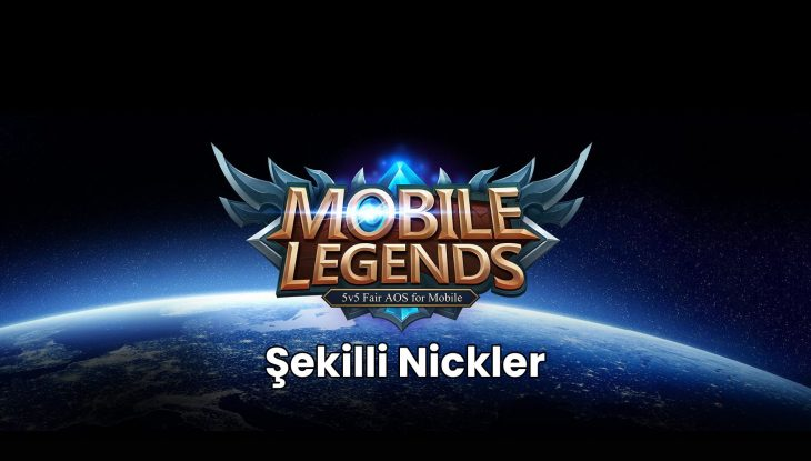 Mobile Legends Şekilli Nickler