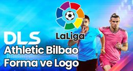 DLS 2021 Athletic Bilbao Logosu ve Forması