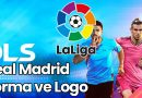 DLS 2021 Real Madrid Logosu ve Forması