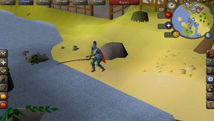 Old School Runescape İncelemesi